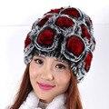 Женщины шляпы дамы весной и осенью корейский hat cap сваи шапки женщины hat простые шерстяные шапки милый Уютный шерстяной зимой шляпа