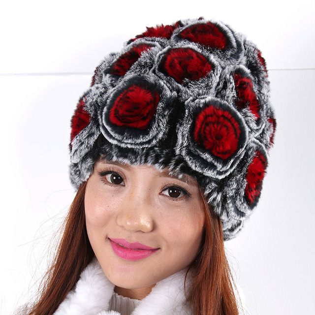 women hats ladies spring and autumn korean hat cap piles caps women hat simple woolen caps cute  Cozy wool winter hat