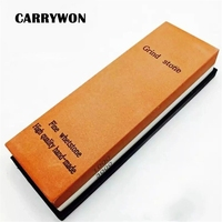 CARRYWON 1000/3000 Grit Kitchen Knife Sharpener Whetstone Grinder Water Stone 7*2*1 Inches Kitchen Tools