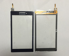 full new high quality 7″  For Lenovo Tab 2 A7-10 A7- 10F A7-20 A7-20F  Touch Screen Panel Digitizer Black free shipping