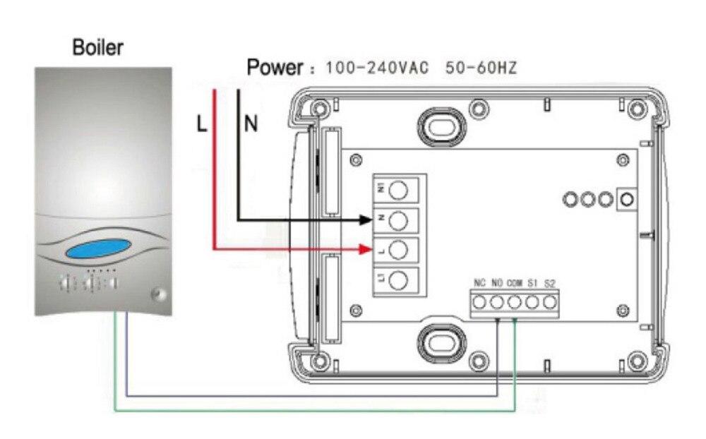 Ungewöhnlich Wasserkessel Diagramm Galerie - Elektrische Schaltplan ...