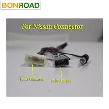 Bonroad C106 cables ISO Radio de Coche para Nissan Para Honda ISO