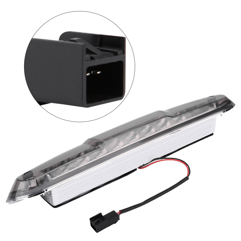 Auto High Mount Stop Rear Tail Warning Level Rear LED 3rd Third Brake Stop Light Lamp for Ford F-150 2009-2014 Car Styling