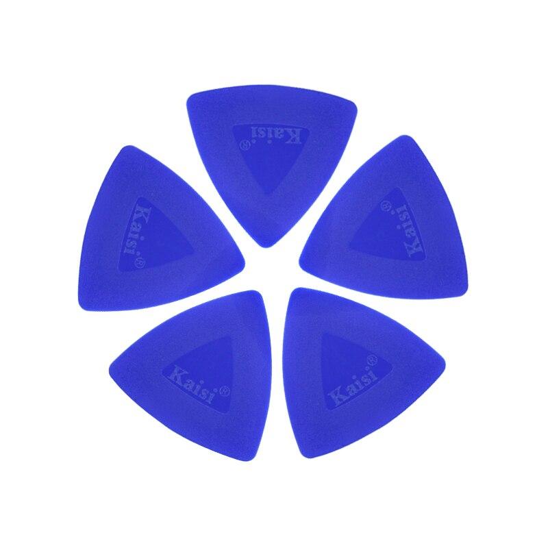 Kaisi 5/10/30/50 Pcs Hard Plastic Scraper for Mobile Phone Pry Opening Tool for iPad Tablets PC Teardown Repair Kit(China)