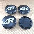 [Envío libre] 20x/lot 65mm del Centro de Rueda Hub Caps Cubierta Rline R line Divisa Del Emblema 3B7 601 171 3B7601171
