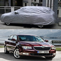 1Pcs Car Covers Styling Indoor Outdoor Sunshade Protection Dustproof for Skoda Superb