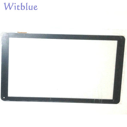 New touch screen Digitizer For 10.1 inch Excelvan BT-1077 Tablet Touch panel Glass Sensor replacement Free Shipping new lcd display matrix for 7 nexttab a3300 3g tablet inner lcd display 1024x600 screen panel frame free shipping