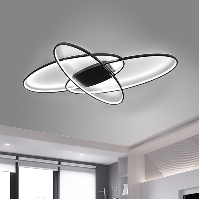 Ceiling Lights & Fans Motivated Rectangular Living Room Lamp Led Ceiling Lamp Corridor Lamp Simple Modern Square Main Bedroom Light