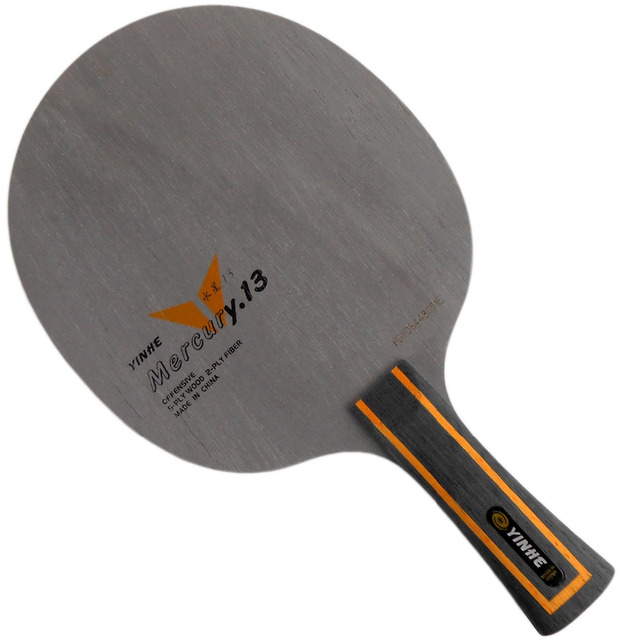 Original Yinhe Milchstraße Galaxy Mercury.13 Y 13 Y13 Y 13 tischtennis pingpong klinge