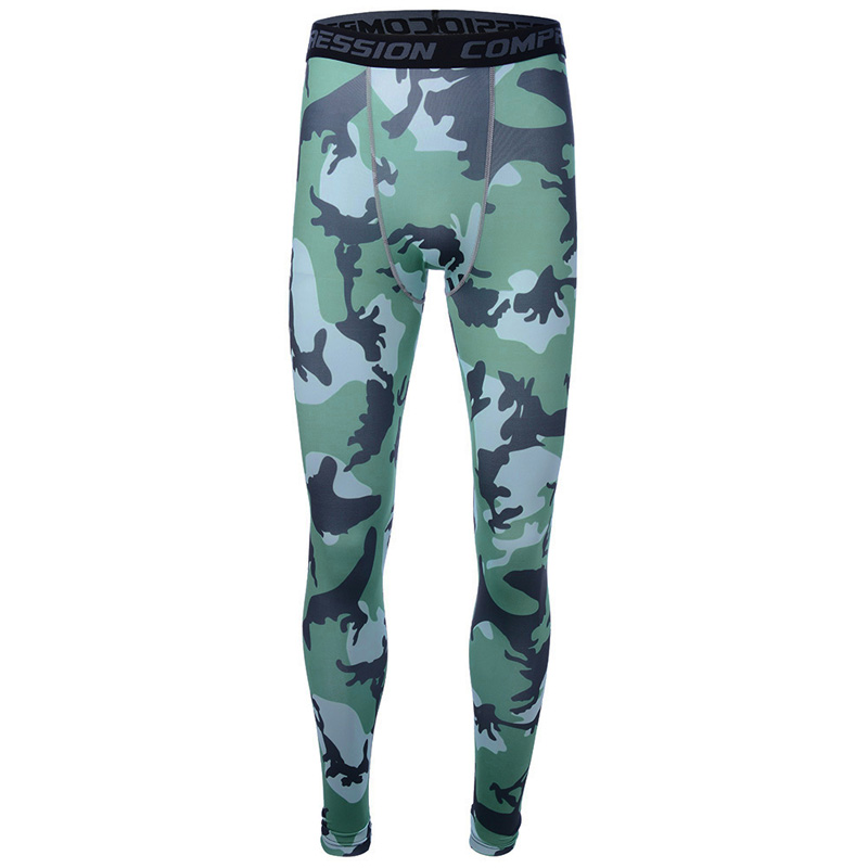 3D Printing Camouflage Pants Leggings 1