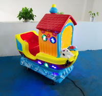 factory directly selling high quality FRP kid ride on car,coin operated game machines