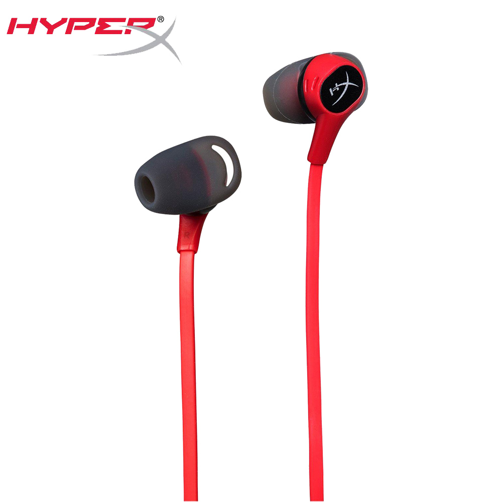 Kingston HyperX Cloud Earbuds earphone Gaming Headset 3 5mm With Microphone In Ear Immersive in game