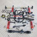 Delantero y trasero Refit coche eléctrico de cuatro ruedas atv maebashi 110 backshaft