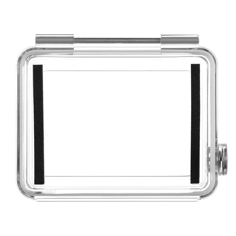 LCD Screen Display Touch Monitor Waterproof Back Door Case Cover Camera Accessories for Gopro Hero 4/3+/3