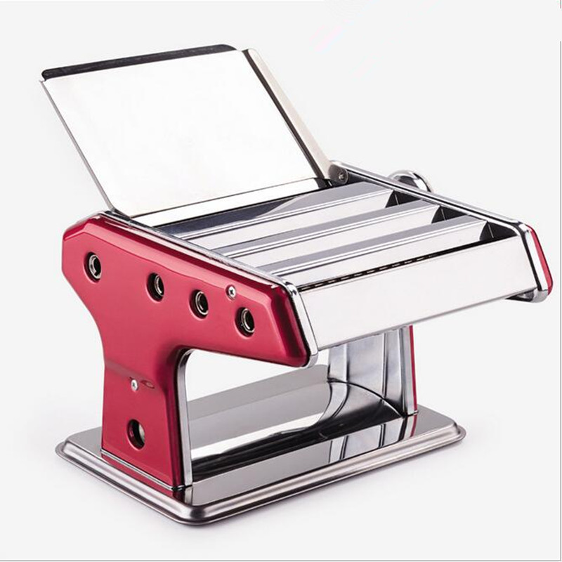 Handheld Pressing Machine Manual Stainless Steel Pasta Maker Noodle Maker 3 Type Noodle Pasta Noodle Machine
