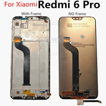 цены на LCD For xiaomi redmi 6 PRO redmi6 PRO MI A2 Lite Display Digitizer Assembly Touch Screen  Replacement FOR Xiaomi redmi 6PRO LCD  в интернет-магазинах