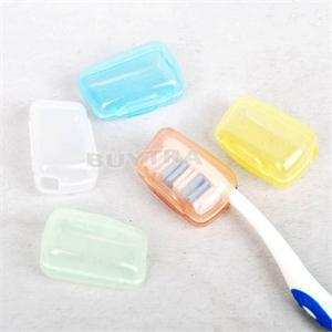 1pc New Travel Portable Toothbrush Head Cover Case Protective Caps Health Germproof