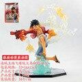 Hot 15 cm PVC Figuras Monkey D Luffy One Piece Frete Grátis Boneca de Brinquedo Decoração Mini Tchildren Em Quadrinhos Mangá