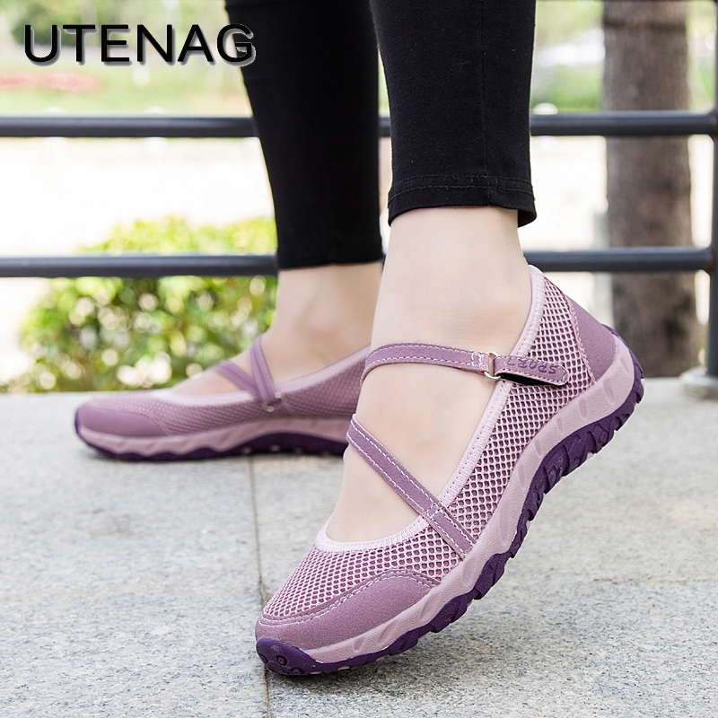 Summer Fashion Hollow Women Flat Bottom Casual Shoes Comfortable Breathable Loafers Sneakers Simple Zapatos Mujer 2018 Hot Sale 2016 hot sale fashion women walking shoes summer lightweight breathable women casual shoes flats zapatos mujer trainers r013