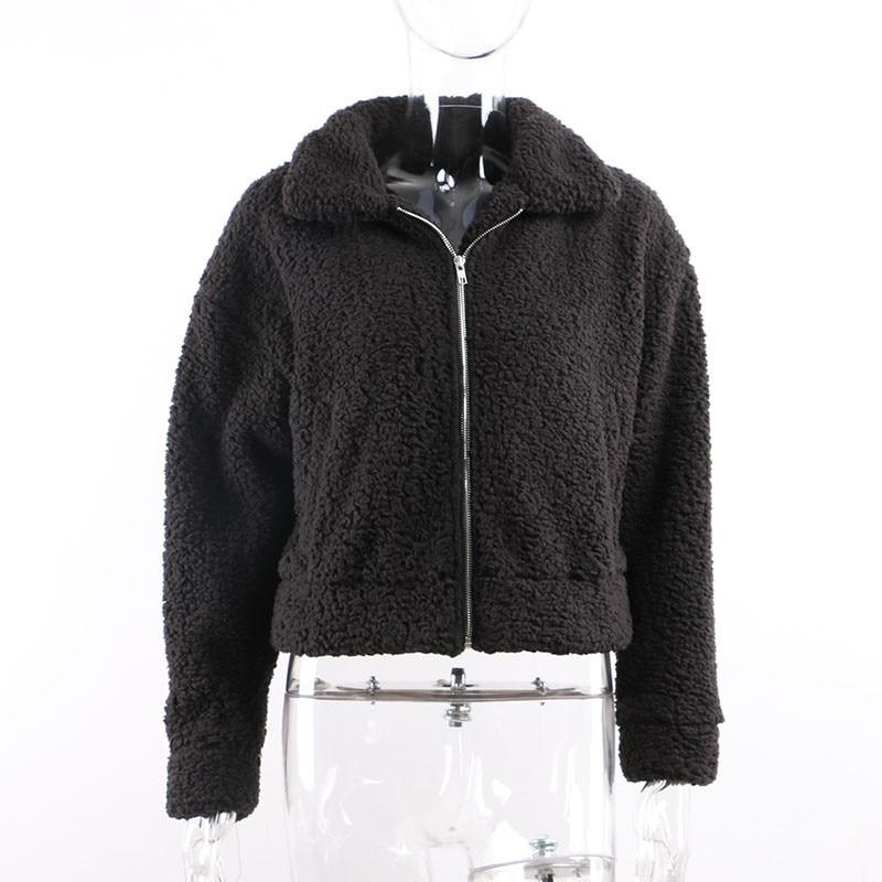 Teddy coat women18