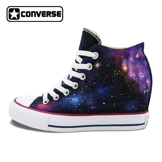 converse cuña chuck taylor all star lux converse zapatillas de cuña
