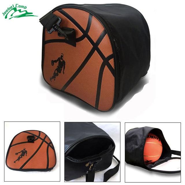 Jeebel Basketball Bag Messenger Bag Soccer Sports Bags Kids Football Kits Waterproof Volleyball Basketball Bag