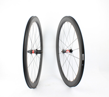 Tubeless Farsports FSC50 CM 23 DT240 36 Ratchets 50 external drill basalt braking surface bike wheel