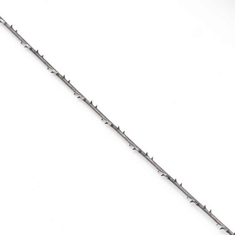 URANN 10 шт./лот 30 см проволочная пила Лезвие для обработки древесины Потяните цветок пилы многопроволочный зуб резьба по дереву инструменты