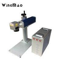 Код/логотип/дата/цифры/металл/ручка/ПВХ/лазерный маркировка машина для аппаратных инструментов печатная машина с Max лазерный источник