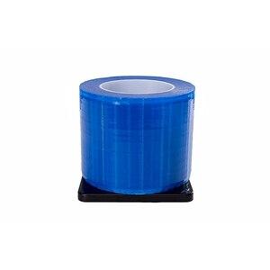 Image 5 - Cor azul do filme descartável da barreira da superfície da tatuagem da caixa de emalla microblading 1 para accesorios permanentes da tatuagem da composição acessórios