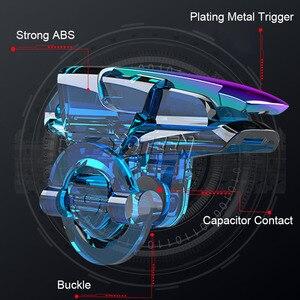 Image 3 - Yoteen металлическая кнопка пуска для PUBG стрельбы, игры L1 R1, стрельба, джойстик, контроллер