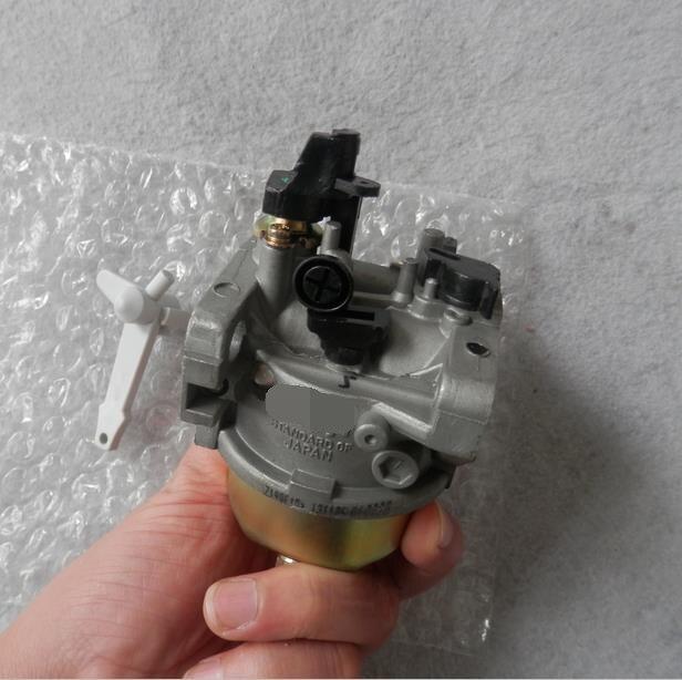 b640f347688 Carburateur GX420 pour HONDA 16 HP 420CC 4 temps OHV moteur pompe à eau  CARB assemblage motoculteur carburateur diviseurs rondelles pièces dans  Outil Pièces ...