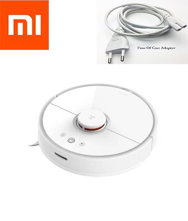 Original Xiaomi New Intelligent Cleaner 2 Generation Mijia Smart Robot Cleaner App Wifi Remote Control For Home Cleaning Machine
