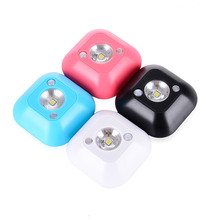Mini PIR Motion Sensor LED Night Light Human Body Light Control Dual Induction Closet Cabinet Stairs Wardrobe Magnetic Wall Lamp motion sensor light smart human body induction nightlight mini led night light battery powered closet cabinet toilet lamps light