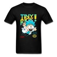 Vintage T Shirts Men Let Me Out Tshirs Great Discount Rick Morty Man T Shirt Plus