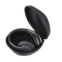 Headphone Earphone Headset Carry Case Pouch For Sony Gaming Headphone Earbuds Small Data Line Storage Bag