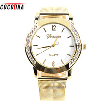 COCOTINA Fashion Men's Gold Watch Waterproof Ultra Thin Male Casual Quartz Watch Men Wrist Sport Quartz Watch relogio masculino