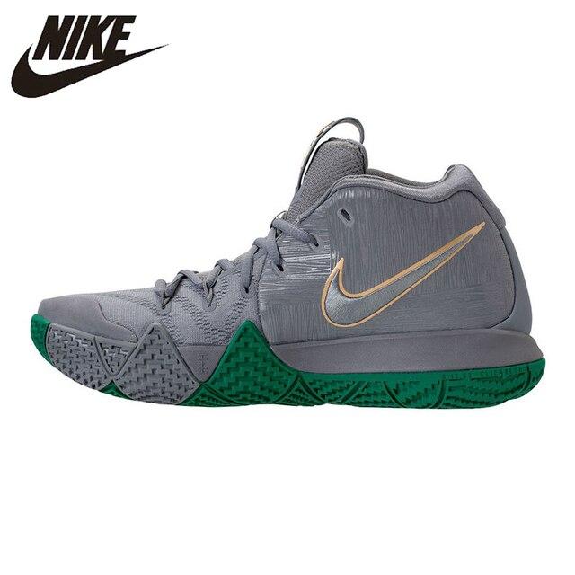 e196cbfd2a Nike Kyrie 4 City Guardians Men Basketball Shoes, Dark Grey,  Shock-absorbing Non-slip Wear Resistant 943806 001
