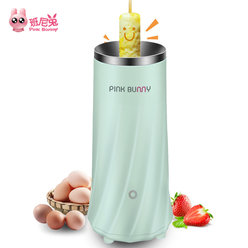 Electric Mini Egg Roll Maker Omelette Breakfast Kitchen Cooling Tool Egg Master boiled with EU plug Automastic Household Machine omelette