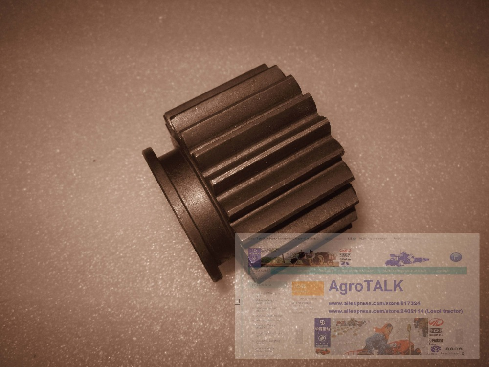 Foton FT250 TE254 tractor part, the reverse gear, part name: FT250.37.108a ft250 te254 tractor the first shaft part number ft250 37 014