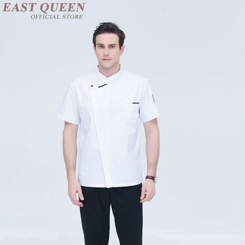 Veste de service de traiteur de Chef, vêtements de chef, vêtements uniformes de Chef, vêtements d'hôtel, restaurant, cuisinier, uniforme de serveur, FF1222