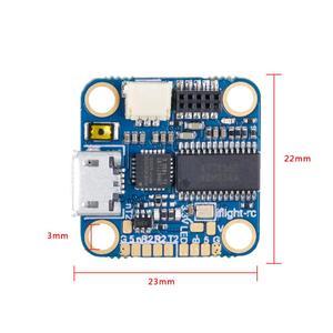 Image 5 - IFlight SucceX Micro F4 V1.5 2 4S STM32F411 Điều Khiển Chuyến Bay MPU6000 với OSD/8MB Camera Hành Trình Blackbox/5V 2.5A BEC/M3 lỗ cho FPV