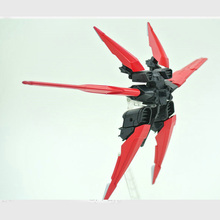 EffectsWings Gundam assembly model MG 1/100 Red Dragon Backbag for MBF-P02 Fighter Astray Mobile Suit kids toys