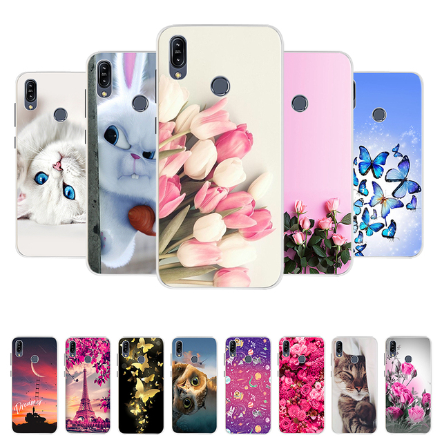 new arrival 9eb35 caff6 US $0.8 24% OFF|Phone Case For Asus Zenfone Max Pro M1 ZB601KL ZB602KL Case  Cover Silicone Funda On Asus Zenfone Max Pro M2 ZB631KL ZB633KL Case-in ...