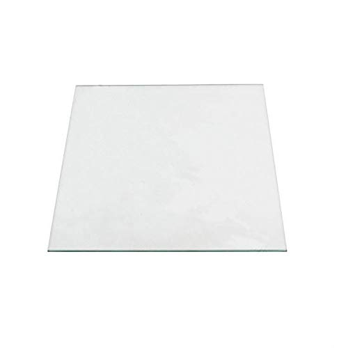 400x400x4mm Borosilicate Glass Build Plate for 3D Printer Glass Bed 400 x 400 x 4mm Square