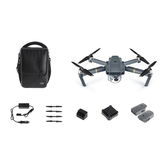 En la Acción! envío gratis 2016 mavic pro fly dji más combo rc quadcopter w/4 k cámara de cardán de $ number ejes a través de ems