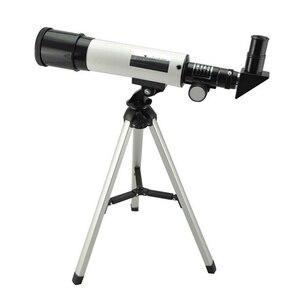 Image 2 - Telescopio astronomico Visionking rifrazione 360X50 con treppiede portatile Sky Telescopio monoculare osservazione dello spazio regalo