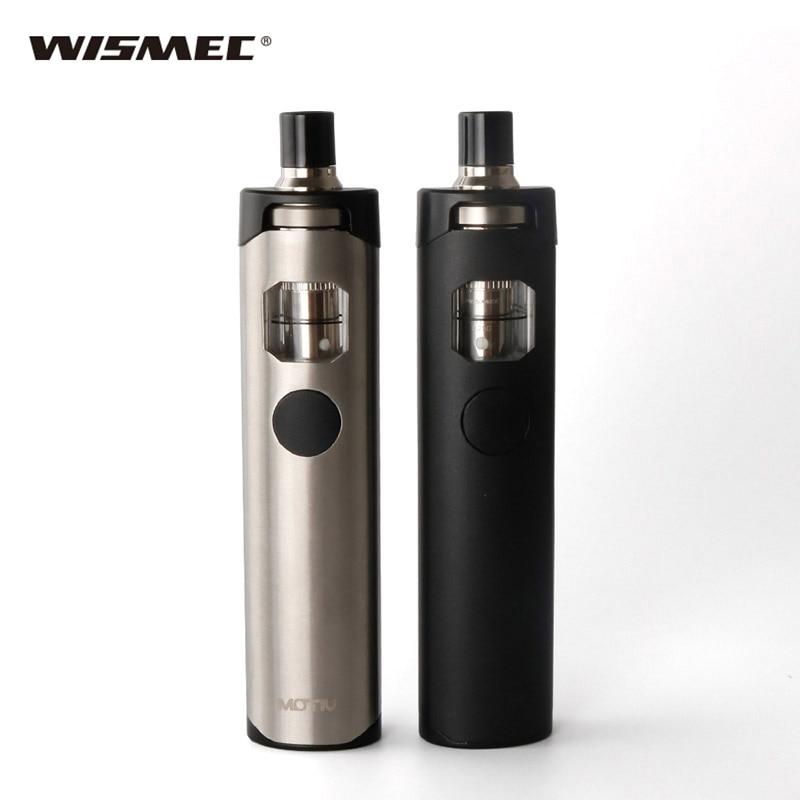 """Wismec Motiv """"All-in-One"""" Starter Kit Wismec Motiv Kit elektronik sigara Vape with 2200mAh Battery Wismec Top Airflow vaporizer"""
