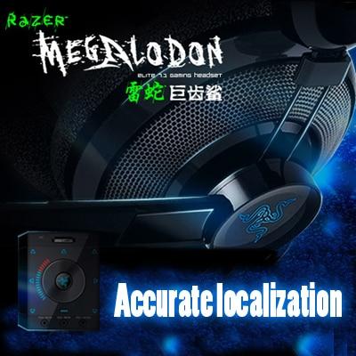 Original Razer Megalodon Gaming Headphone, Original & Brand NEW Free & Fast Shipping,