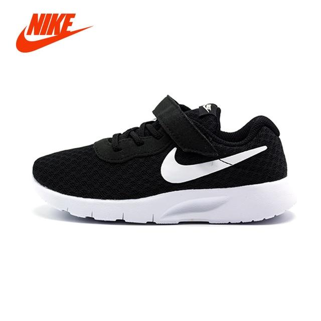 1408bc0cf5443 NIKE NIKE TANJUN (PSV) Boy Kids Sneakers Air Mesh Sport Running Shoes  Summer Lightweight Breathable On Children Casual Sneakers